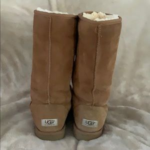 UGG Classic Tall Chestnut Winter Boot